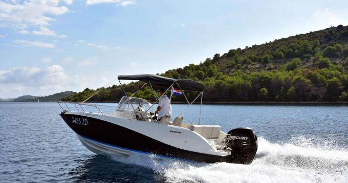 Rental yacht Zadar - Quicksilver Activ 675 Sundeck on SamBoat
