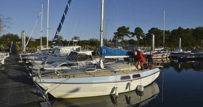 Sailboat for rent La Forêt-Fouesnant at the best price