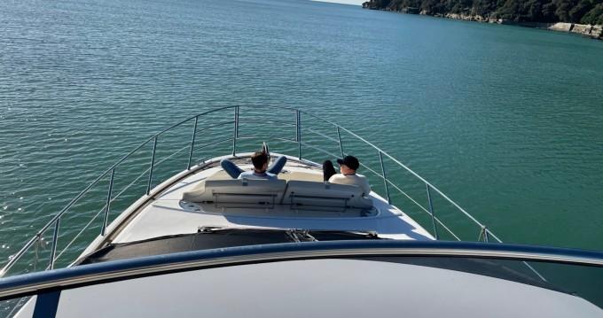Boat rental Azimut Azimut 53 Fly in Ameglia on Samboat