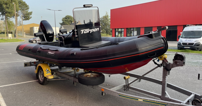Rental yacht Arradon - Tarpon DV 62 on SamBoat