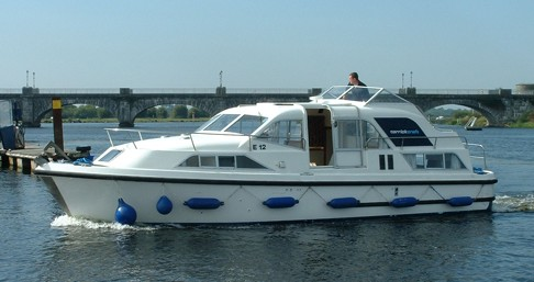 Boat rental Carrick on Shannon cheap Kilkenny Class