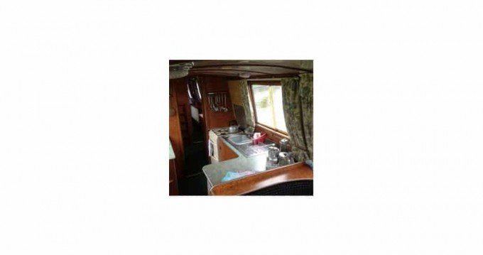 Rental Canal boat in Staffordshire - Classic Lillian Ginger