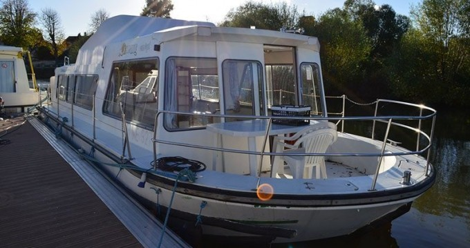 Rental Canal boat in Homps - Classic Espade Concept Fly