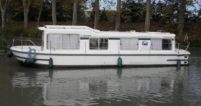Boat rental Chenillé-Changé cheap Eau Claire 1130