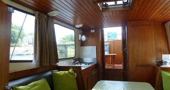 Boat rental Classic Motortjalk classic in Saint-Nicolas des Eaux on Samboat