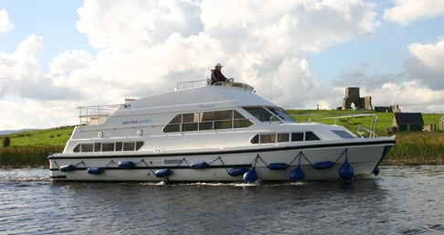 Boat rental Carrick on Shannon cheap Waterford Class