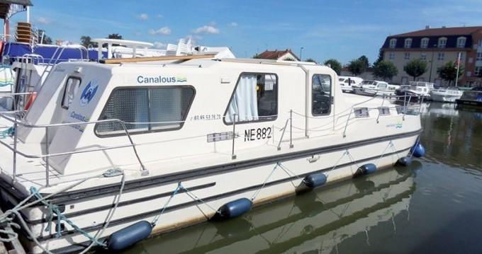 Boat rental Digoin cheap Riviera 1130