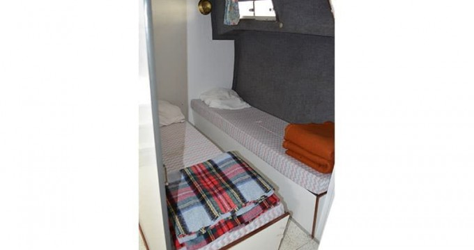 Rental Canal boat in Digoin - Low Cost Riviera 1130