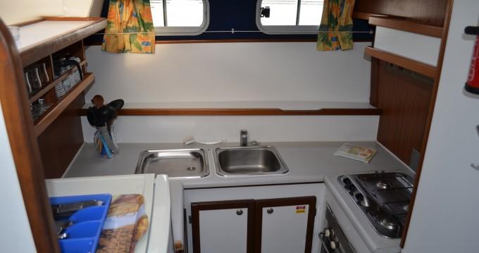 Rental yacht Colombiers - Classic Tarpon 37 on SamBoat