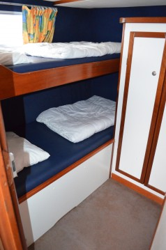 Hire Canal boat with or without skipper Classic Languimberg