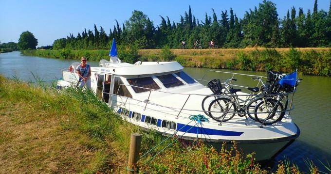 Boat rental Languimberg cheap Tarpon 42