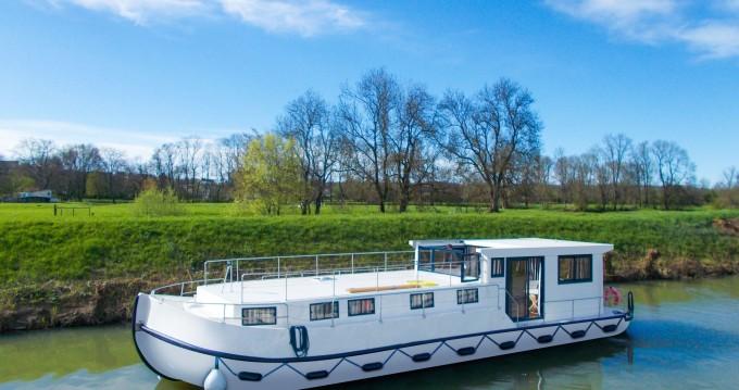 Rental Canal boat in Languimberg - Premium LaPeniche S
