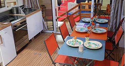 Boat rental Premium LaPeniche S in Languimberg on Samboat