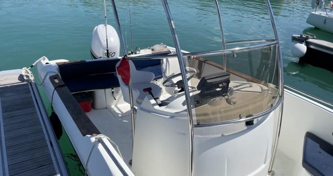 Boat rental Jeanneau Cap Camarat 625 WA in Granville on Samboat