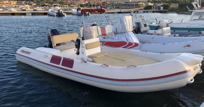 Rental RIB in Porto Pozzo - Mariner 560