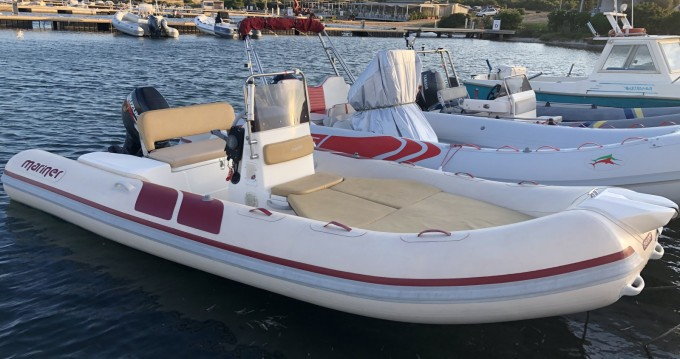 Boat rental Porto Pozzo cheap 560