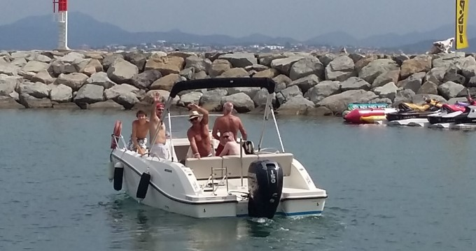 Rental yacht Sainte-Maxime - B2 Marine Cap Ferret 650 Open on SamBoat