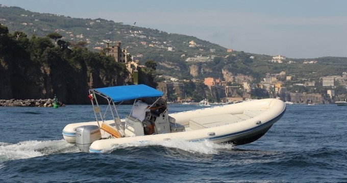 Rental yacht Sorrento - alson 7.50 fast dinghy on SamBoat
