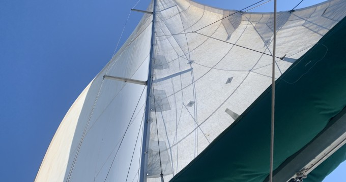 Hire Sailboat with or without skipper Dromor Adámas
