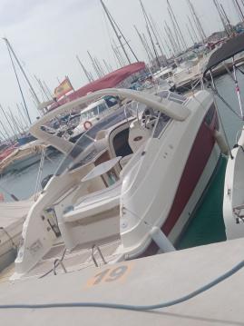 Boat rental Torrevieja cheap Rio 750 Cruiser
