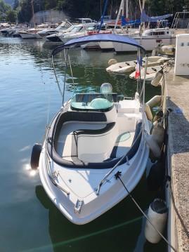 Rental Motorboat in Mandelieu-la-Napoule - kruger stella