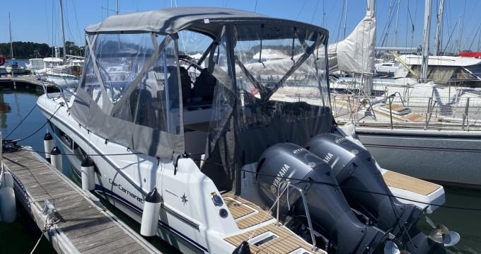 Rental Motorboat in Larmor-Plage - Jeanneau Cap Camarat 9.0 WA