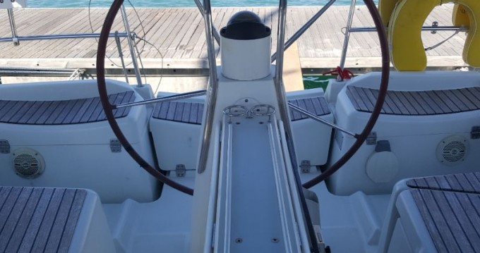 Jeanneau Sun Odyssey 36i between personal and professional Gouvia