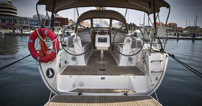 Rental Sailboat in Biograd na Moru - Bavaria Cruiser 34