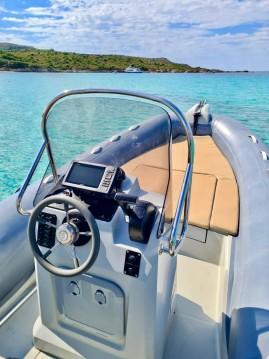 Rental yacht Saint-Florent - Capelli Tempest 650 on SamBoat