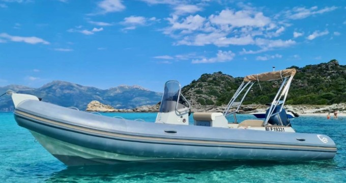 Capelli Tempest 650 between personal and professional Saint-Florent