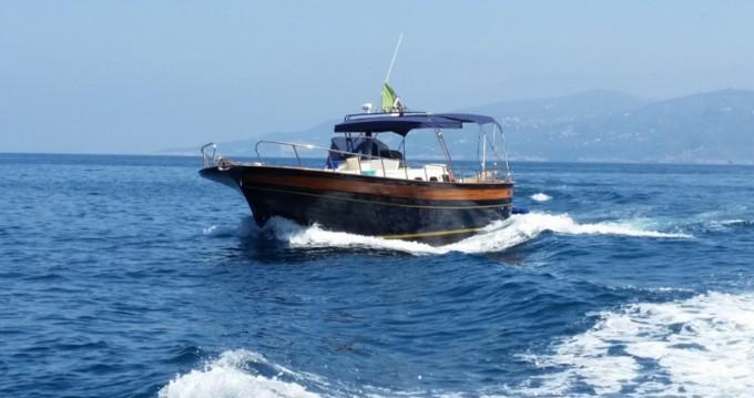 Boat rental Sorrento cheap Sorrento 36 Open Cruise