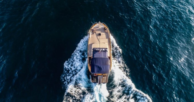 Rental yacht Sorrento - Fratelli Aprea Sorrento 36 Open Cruise on SamBoat