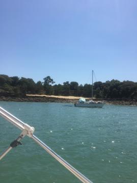 Boat rental Fouras cheap 550 Commander