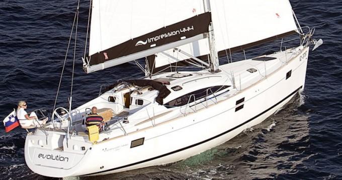 Rental yacht Novi Vinodolski - Elan Impression 444 on SamBoat