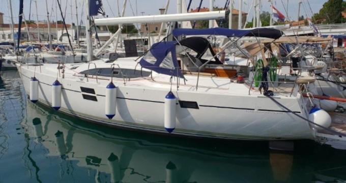 Boat rental Novi Vinodolski cheap Impression 494