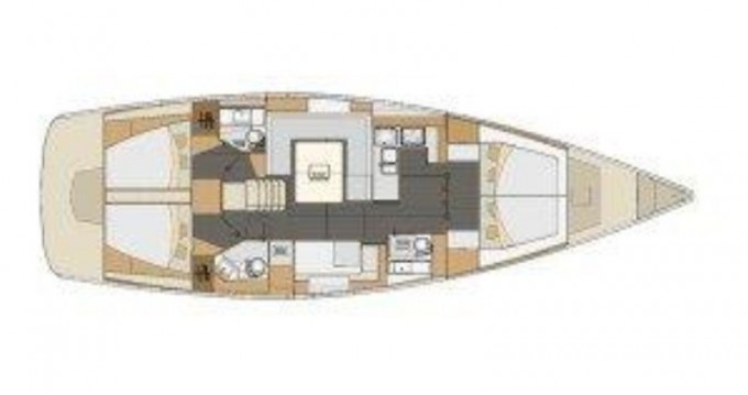 Rental Sailboat in Novi Vinodolski - Elan Impression 494