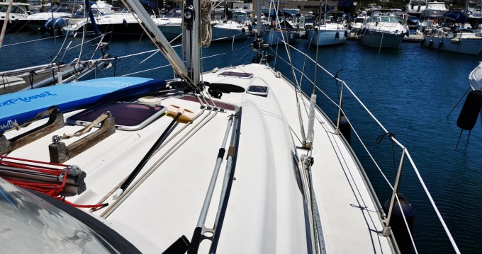 Hire Sailboat with or without skipper Bavaria Limassol