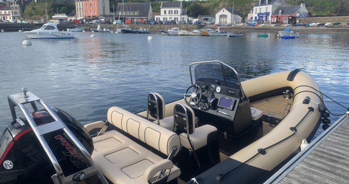 RIB for rent Guidel-Plage at the best price