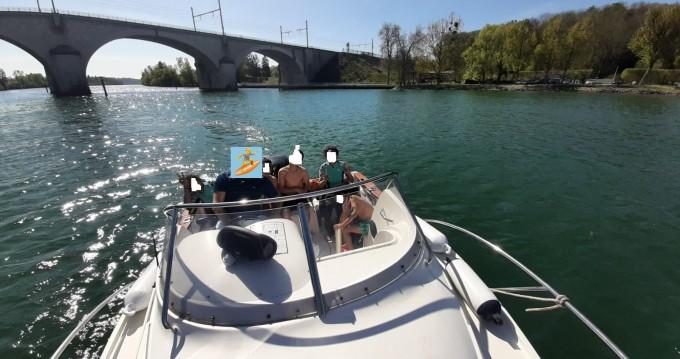 Rent a Quicksilver Quicksilver 540 Cruiser Le Mée-sur-Seine