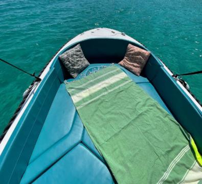 Boat rental Yamaha TRAMONTANA in Palma de Mallorca on Samboat