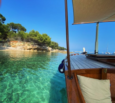 Hire Motorboat with or without skipper Pointu Cannes