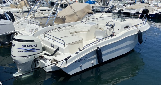 Rental yacht Cannes - Omc Space 22 on SamBoat