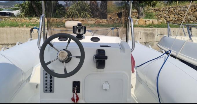 Rental RIB in Saint-Florent - Selva Marlin