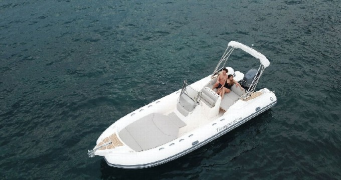 Hire RIB with or without skipper Capelli Cogolin