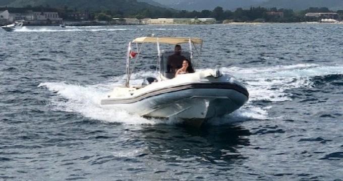 Boat rental Capelli Tempest 700 in Cogolin on Samboat