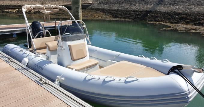 Boat rental Quiberon cheap Medline 660