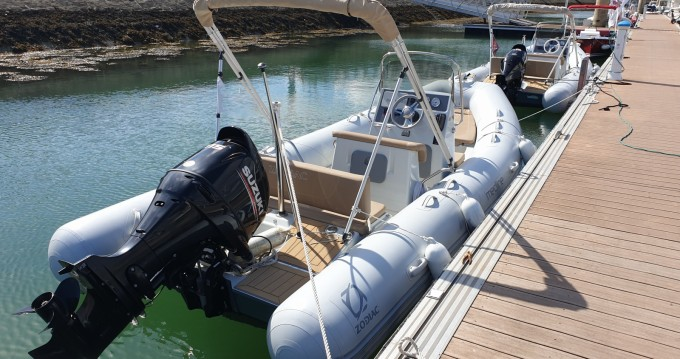 Boat rental Quiberon cheap Medline 580 Limited Edition