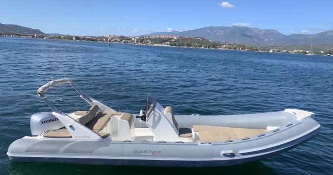 Boat rental Porto-Vecchio cheap 750