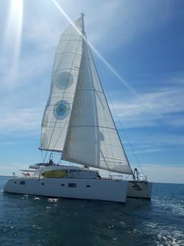 Rental Catamaran in Ajaccio - Lagoon Lagoon 500