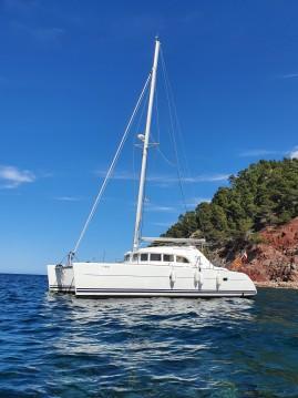 Boat rental Palma de Mallorca cheap Lagoon 380